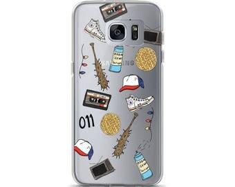 Stranger Things Samsung Galaxy Case