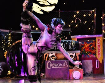 Cats Musical Costume: Coricopat (Stageworn)