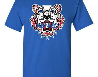 Kenzo Royal Blue T-Shirt