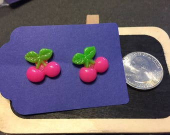 Hot Ponk Cherries