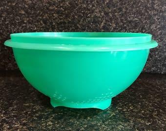 Tupperware Jade Colander