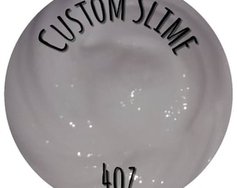 4oz Custom Slime