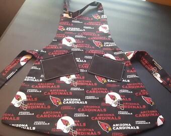 Revirsable Kids NFL Arizona Cardinals Apron