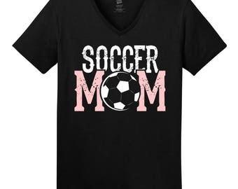 Soccer Mom shirt, Soccer Girl Tank, Soccer themed tank, Football, Soccer Gift, soccer shirt, soccer tank