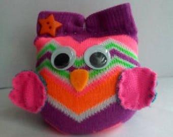 "Pretty little OWL ""hibouille family"""