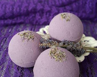 Lavender Bath Bombs 11 oz.
