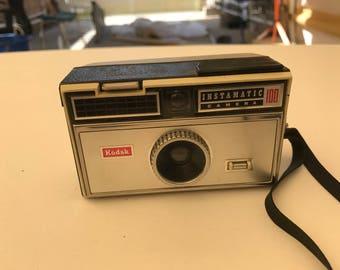Kodak instamatic 100 vintage camera