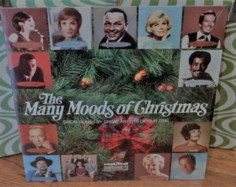 The Many Moods of Christmas LP Record