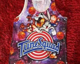 Looney Tunes Space Jam Tank top