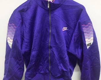 Vintage 80s Nike International Jacket nike wind breaker jacket