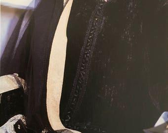 PDF Knit Chenille Jacket II (EASY)
