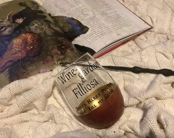 Wine-gardium Filliosa Wine Glass