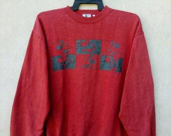 Mickey & Co Disney Sweatshirt Large Size