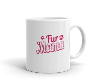 Farmhouse Mug, Cat Mug, Coffee Cup, Kitten Mug, Gift for her, Funny Cat Mug, Cat Lady, Birthday Present, Cat Lover, Feline Mug