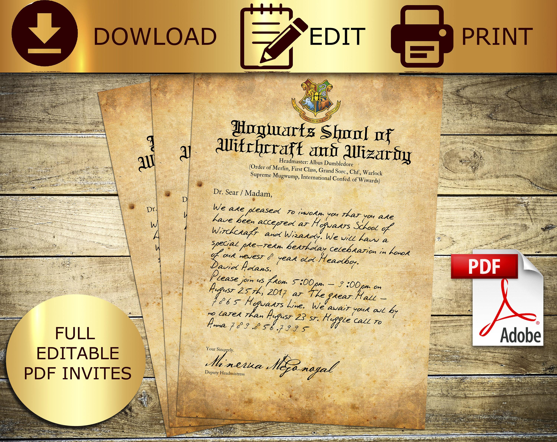Editable harry potterharry potter partypotter letterhogwarts editable harry potterharry potter partypotter letterhogwarts letterhogwarts party stopboris Images