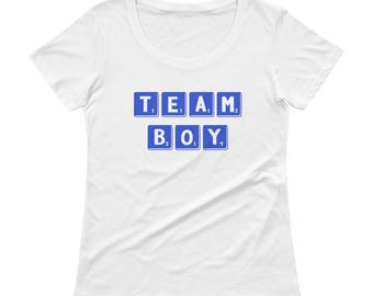 Team Boy, Baby Reveal, Baby Announcement, Pregnancy Reveal, Gender Reveal, Baby Shower, Gender Reveal Party, New Baby Reveal, Baby Reveal