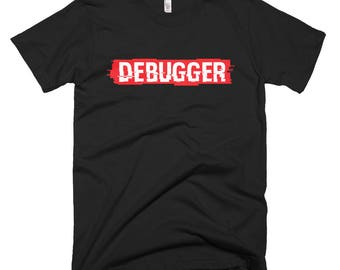 Debugger Short-Sleeve T-Shirt