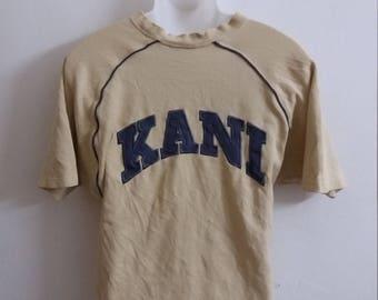 Karl Kani Big Logo Hip Hop Streetwear