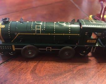 1940's Ranger RR Tin Wind Up Toy