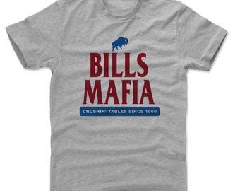 Bills Mafia (Men's Cotton) T-Shirt | Sports & Buffalo Bills Themed Apparel | Bills Mafia