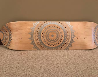 Personalized Skate Deck