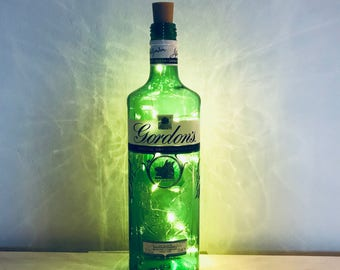 Gordon's Gin Fairy Lights in a Bottle