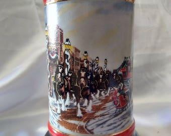 1992 Budweiser Stein