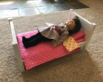 """American Girl 18"""" doll bed"""