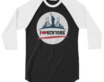 I Love New York Shirt