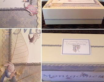 Christening/Baptism Keepsake Box