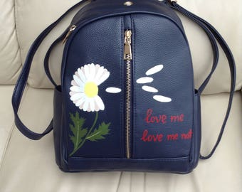 Backpack (daisy - love me, love me not)