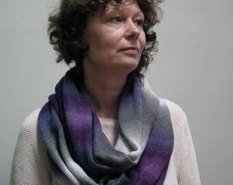 Cowl Scarve/Snood for Women/Multicolour scarve/Cosy scarve/Circle Cowl Scarve/Wrap