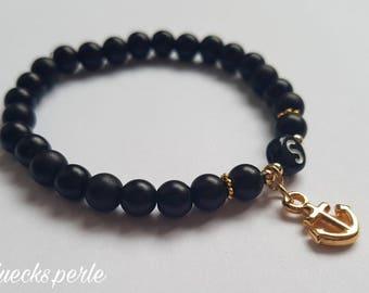 Name Bracelet Anchor
