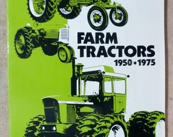 Book; Farm Tractors 1950--1975