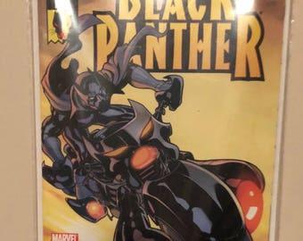 Black panther #5 2005