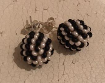 Cute Hand Woven earrings