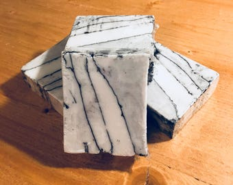 Lavender Marbled Soap