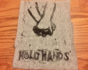 Hold Hands patch