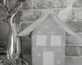 Tissue box house, ideal gift Mother's Day , birthday  ,home accessories