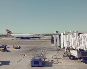 Surface to Air, British Airways