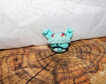 """Minicupcake/pincushion """"Monster Dog"""""""