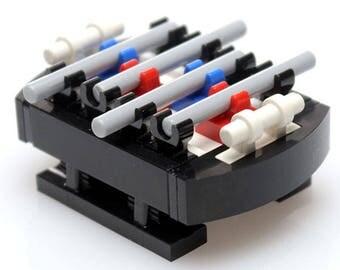 Custom LEGO Foosball Table