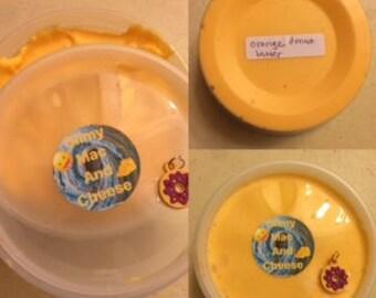 Orange Donut Batter! 8oz!