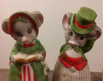 Jasco Mr. & Mrs. Mouse Bells
