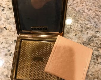 Vintage Heyco fifth avenue compact