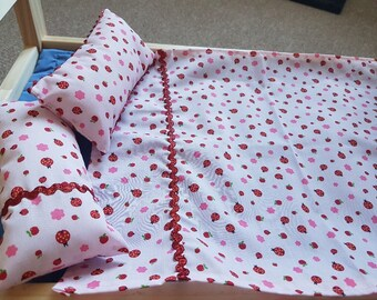 Teddy/Doll bed set