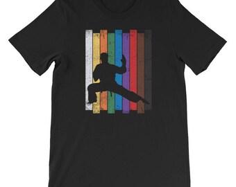 Karate Shirt / Karate Belt Shirt / Gift for Karate Student / Karate Teacher / Karate Instructor / Karate Coach / Martial Arts Shirt