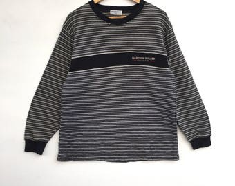 Rare!! Madison Walker Sweatshirt Spell Out Pull Over