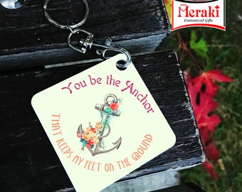 Anchor Key chains, Valentine's day Key chains, Photo Key chains, Sublimation Key chains