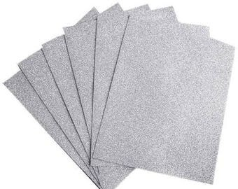 """Eva Foam Sheets / Glitter Foam Sheet Size: 13"""" x 18"""""""